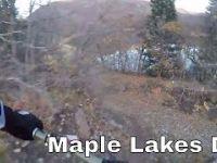 [Mountain Biking] Maple Lakes Downhill