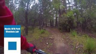 Mystic MTB Park | Wombats Lair