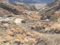 Redcliff Alberta - Dialpack 500 MTB trail
