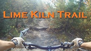 ✅Kelso MTB Rider - Lime Kiln Trail - Bruce...