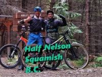Half Nelson Flowtrail in Squamish, B.C
