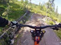 Sälen BikePark - Charter full run