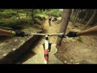 Rychlebske stezky: Obelix Girl rider followcam