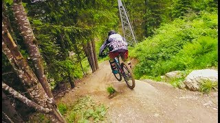 Bikepark Schladming / Planai is the best +...