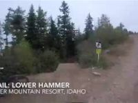 Lower Hammer Trail at Silver Mountain