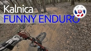Kalnica 2017 18. FUNNY ENDURO Course Preview