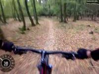 Trail kolem Staré hory v Mariánském údolí...