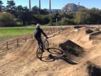Morro Bay Bike Park fun December 30, 2015