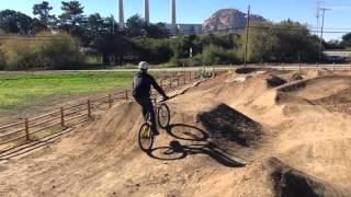 Morro Bay Bike Park fun December 30, 2015