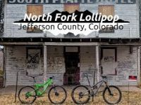 Mountain Biking North Fork Lollipop :||:...