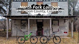 Mountain Biking North Fork Lollipop :||:...