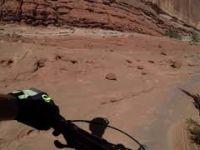 Mountain Biking Moab, Utah - Navajo Rocks...