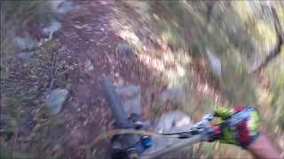 eremita trail full descent