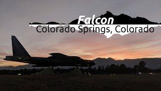 Mountain Biking Falcon Trail At The Air Force...