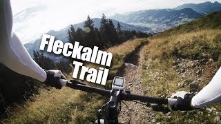 Fleckalm Trail - Kirchberg, Tirol, Austria...