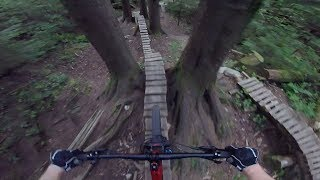 Immonator - Mt. Fromme, BC