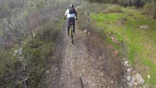 Haines Canyon Jumps01 21 2017