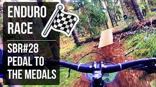 Failing in MTB Enduro Race: SBR 28 Pedal to...