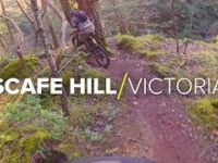 MTB Enduro - Scafe Hill Descent - Victoria BC
