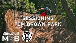 Sessioning Tom Brown Park