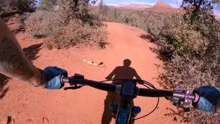 Slim Shady Trail (Heading North) - Sedona, AZ