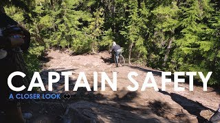 A Closer Look: Captain Safety | Whistler Bike Park