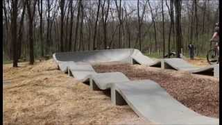 Finger Lakes Pump Track and Skills Course