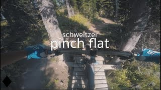 Pinch Flat - Schweitzer Bike Park Idaho