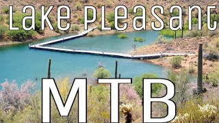 Burro, Pipeline, Cottonwood Trails Lake...