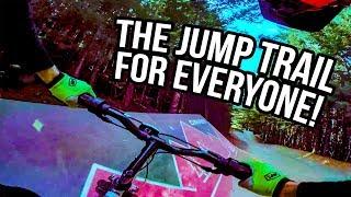 Crank It Up, Whistler Bike Park On A Budget Bike!