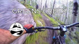 Greens Creek - Mountain Biking the Monarch...