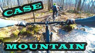 Mountain Biking Case Mountain | Manchester, CT