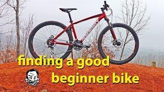 Beginner Mountain Bikes 101