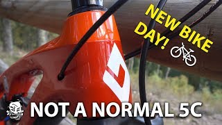 New Bike Day - Diamondback Release Carbon...