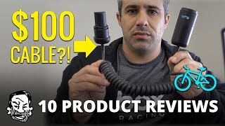 10 Product Reviews Loosely Related to Mountain...