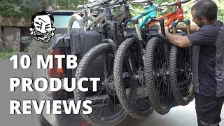 10 MTB Product Reviews - Tailgate covers to...