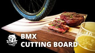 Kicker Ramp Cutting Board for MTB and BMX -...