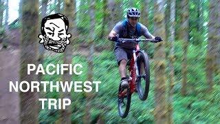 MTB Trip to Pacific Northwest - RWS EP16