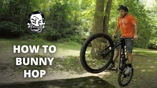How to Bunnyhop a MTB - a tutorial