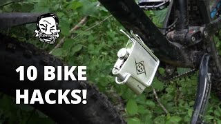 10 Bike Hacks for MTB, BMX, and Beyond