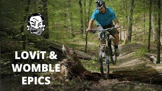 Riding Womble & LOViT MTB Trails - IMBA...