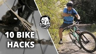 10 Bike Hacks that will Blow Your Mind!...