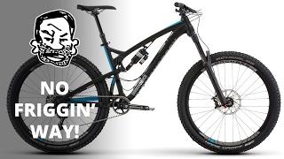 Someone else is winning a bike!