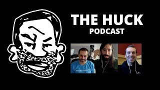 Injuries, & our next adventure  - The Huck EP1