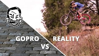 GoPro VS Reality - It always looks smaller on...