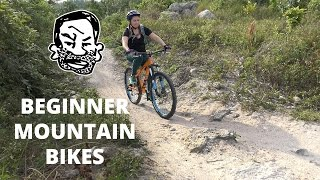 How to choose a beginner mountain bike -...