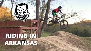 Arkansas' MTB scene is no joke - IMBA World...