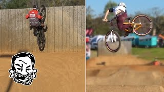 MTB Moto whips, super fast trails, Arkansas...