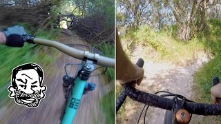 Demo Bikes, Orange P7 First Ride, MTB trails...