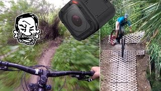 GoPro lost! Recovery ride, Florida MTB trails,...